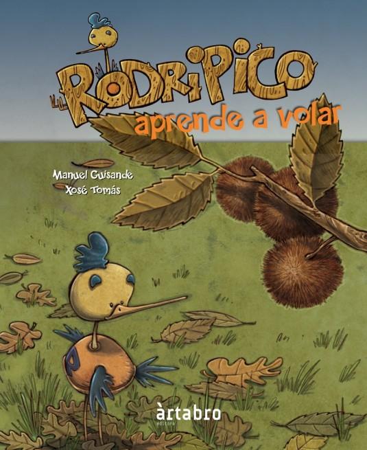 Rodripico aprende a volar