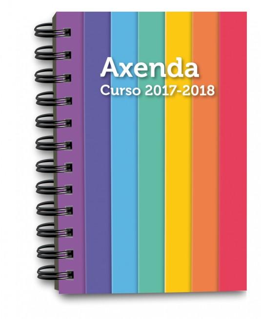 Axenda curso 2017-2018