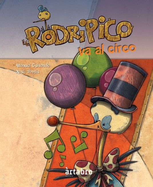 Rodripico va al circo