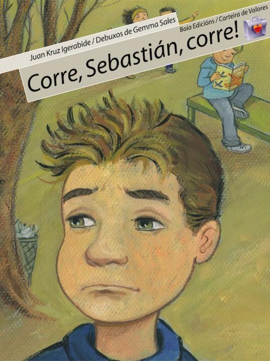 Corre, Sebastián, corre!