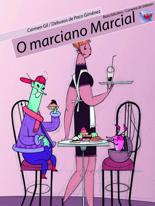 O marciano Marcial