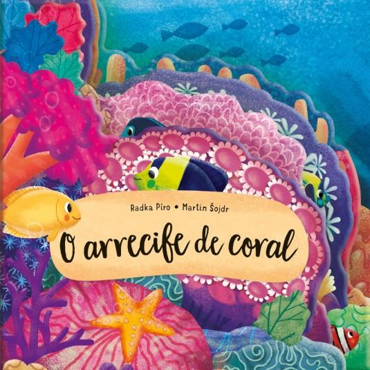 O arrecife de coral