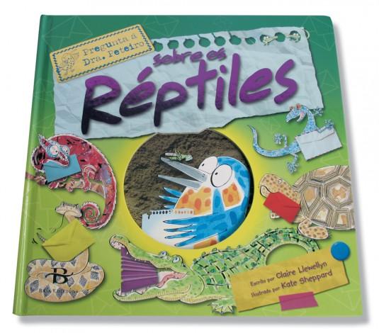 Pregunta á Dra. Peteiro sobre os Réptiles