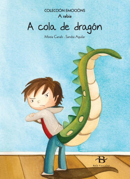 A cola do dragón