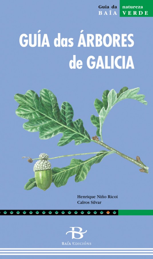 Guía das árbores de Galicia
