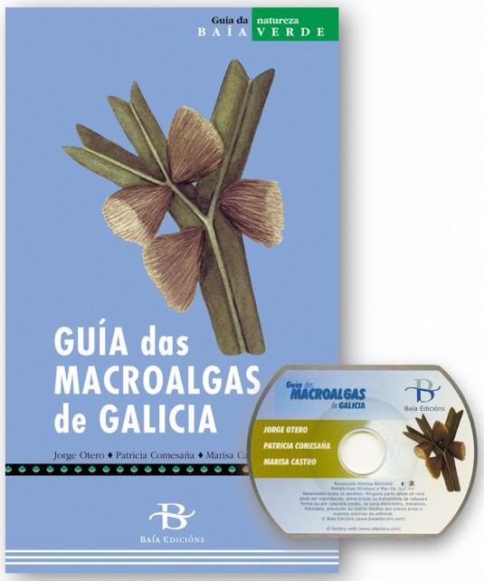 Guía das macroalgas de Galicia (Inclúe CD-rom)