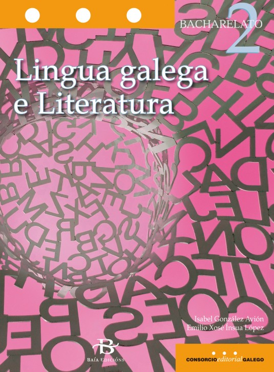 Lingua galega e Literatura 2.º Bach. LOMCE