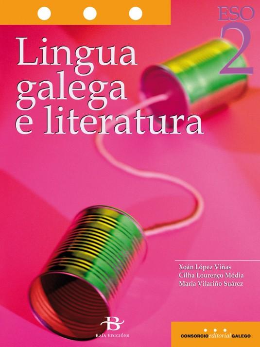 Lingua galega e literatura 2.º ESO. LOMCE
