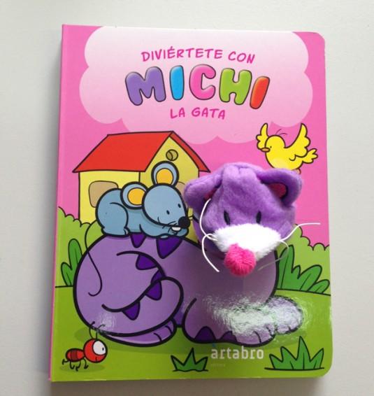 Diviértete con Michi la gata