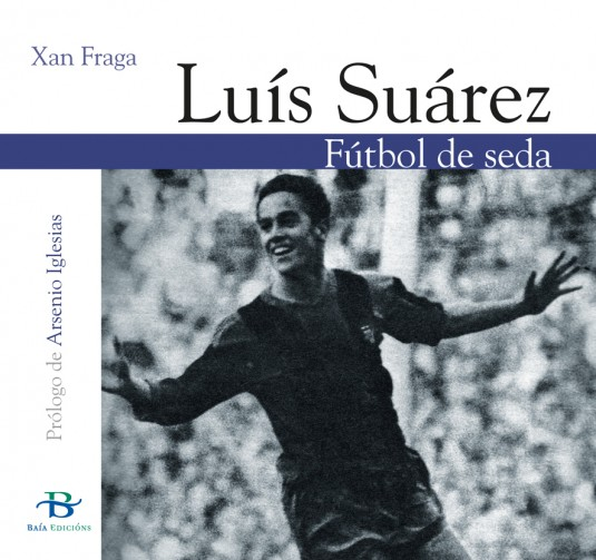 Luís Suárez. Fútbol de seda