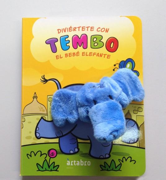Diviértete con Tembo el bebé elefante
