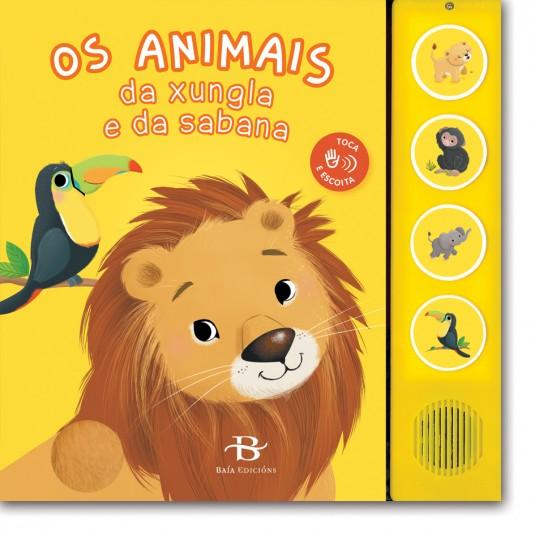 Os animais da Xungla e da Sabana