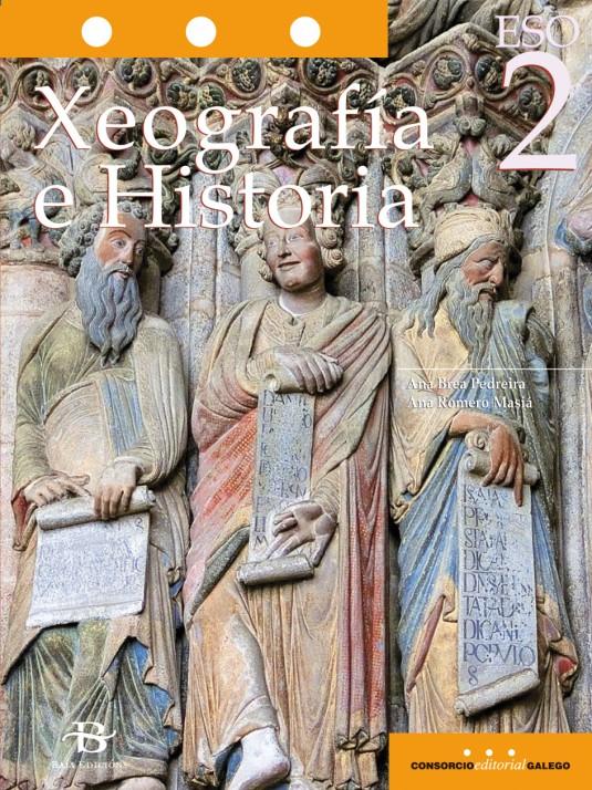 Xeografía e Historia 2.º ESO LOMCE