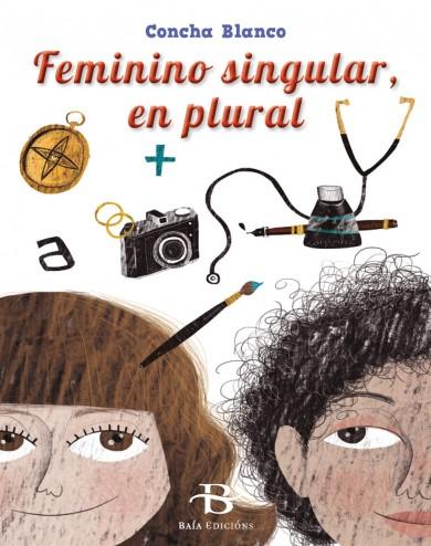 Feminino singular, en plural