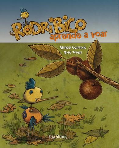 Rodribico aprende a voar