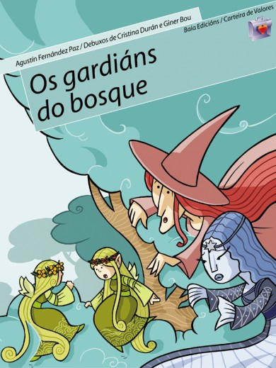 Os gardiáns do bosque