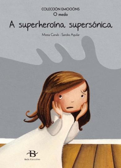 A superheroína supersónica