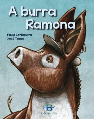 A burra Ramona