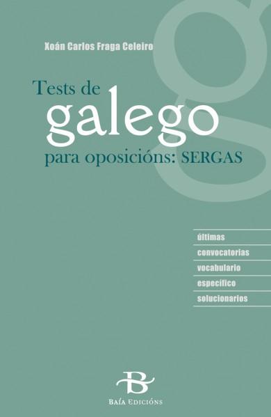 Test de galego para oposicións: SERGAS
