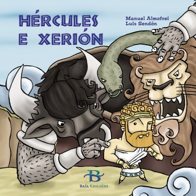 Hércules e Xerión