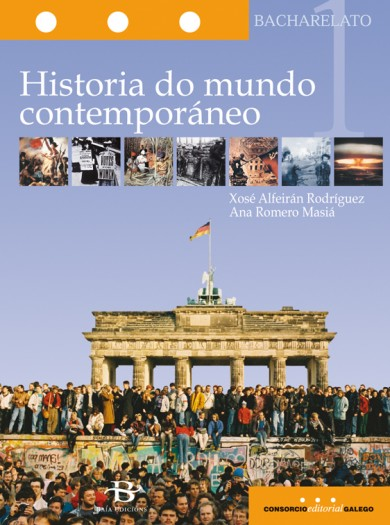 Historia do mundo contemporáneo 1º Bach.