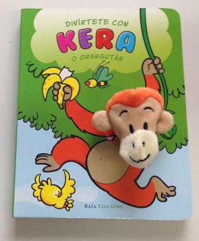 Divírtete con... Kera o orangután