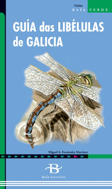 Guía das libélulas de Galicia