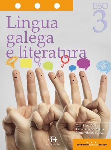Lingua galega e literatura 3.º ESO. LOMCE