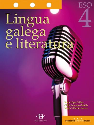 Lingua galega e literatura 4.º ESO. LOMCE