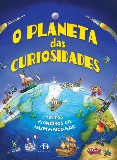 O planeta das curiosidades
