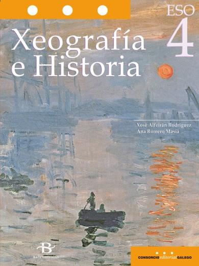 Xeografía e Historia 4.º ESO LOMCE